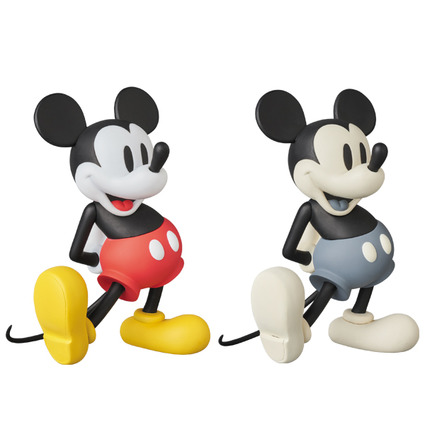VCD MICKEY MOUSE STANDARD NORMAL Ver./B&W Ver.《2019年2月発売予定》
